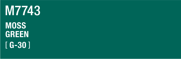 MOSS GREEN M7743 G-30