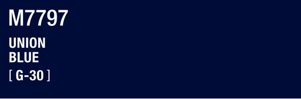 UNION BLUE M7797 G-30