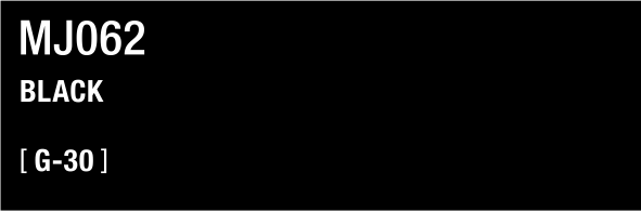 BLACK MJ062 G-30