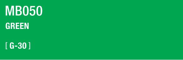 GREEN MB050 G-30