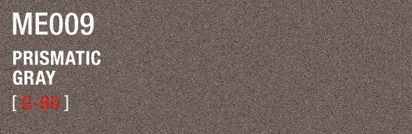 PRISMATIC GRAY ME009 G-80