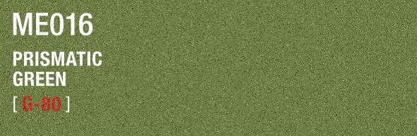 PRISMATIC GREEN ME016 G-80