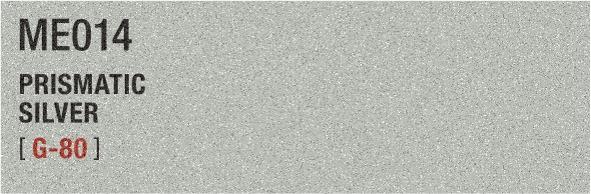 PRISMATIC SILVER ME014 G-80