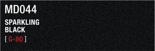 SPARKLING BLACK MD044 G-80