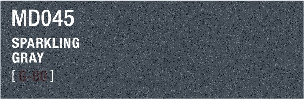SPARKLING GRAY MD045 G-80