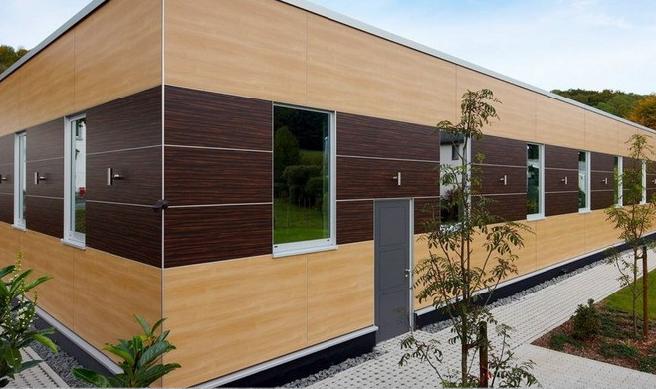 HPL-панелі для фасаду