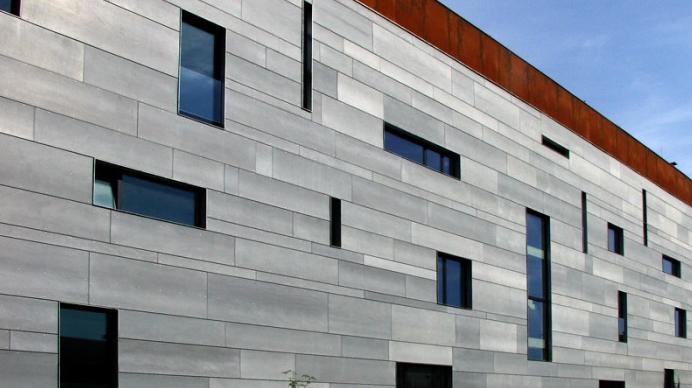 Фиброцемент для фасада