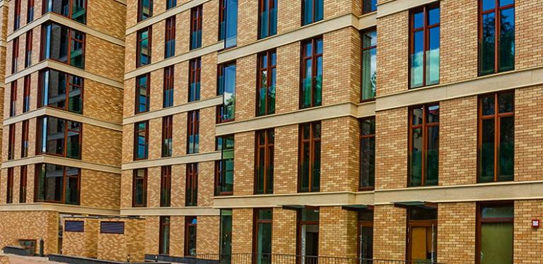 Клинкерный фасад