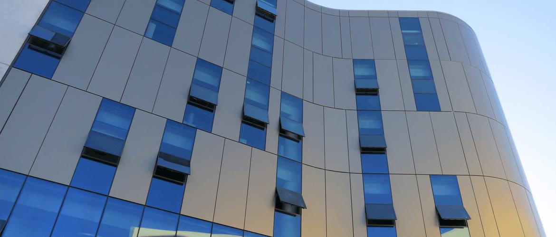 Cталеві композитні панелі ALPOLIC/fr SCM