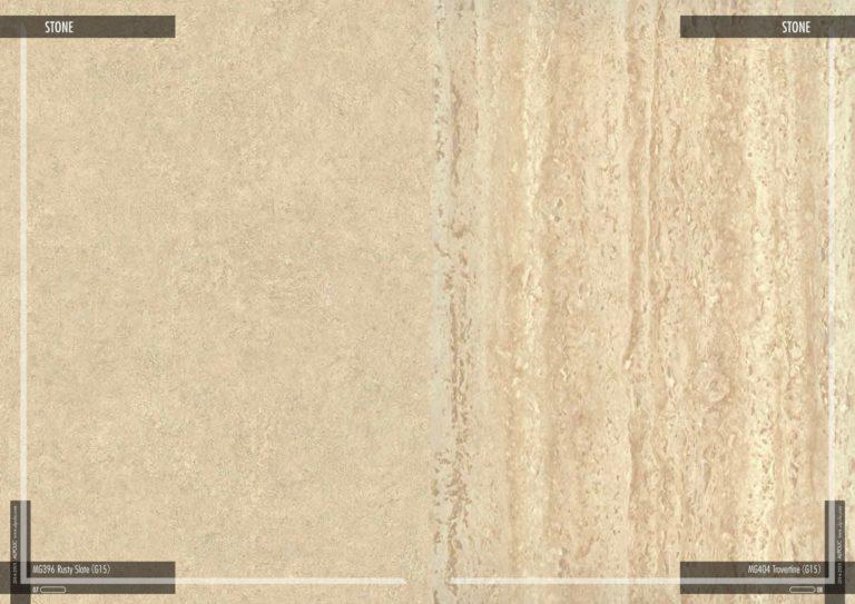 Фасадные панели под камень травертин Алполик