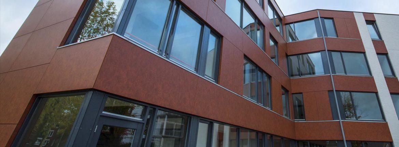 Фасадні панелі з імітацією каменю