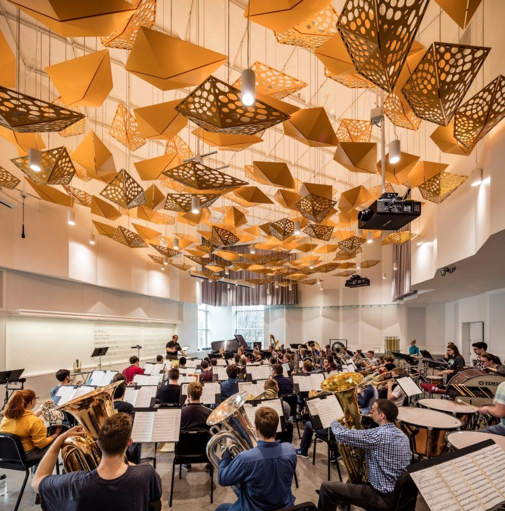 UNIVERSITY OF IOWA VOXMAN SCHOOL OF MUSIC