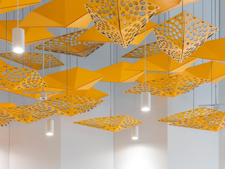 Перфорация алюминиевых композитных панелей