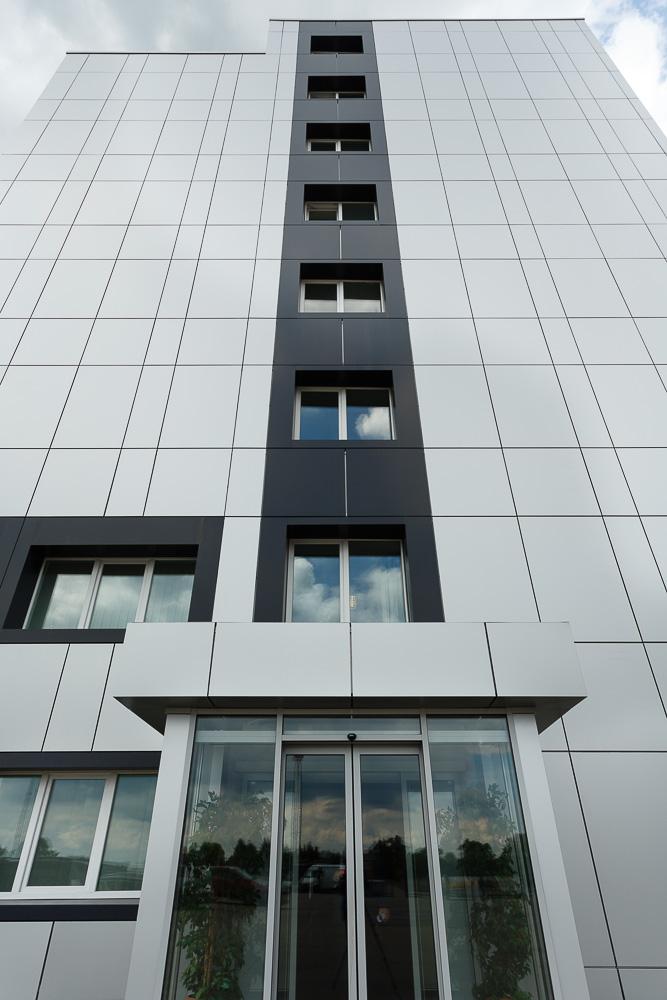 <h1>Алюминиевые композитные панели</h1>