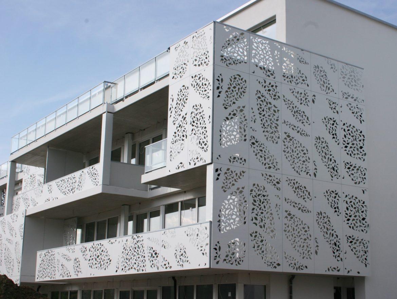 матеріали для фасадів