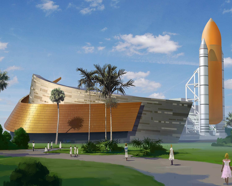 Космический центр НАСА имени Кеннеди