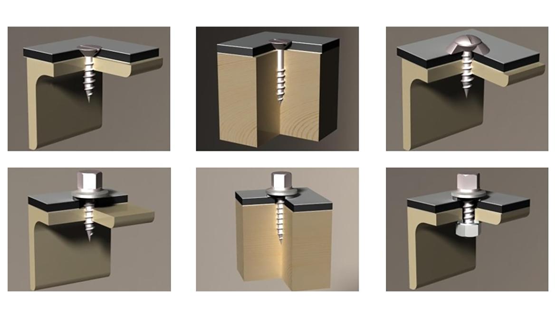 Як кріплять композитні панелі?
