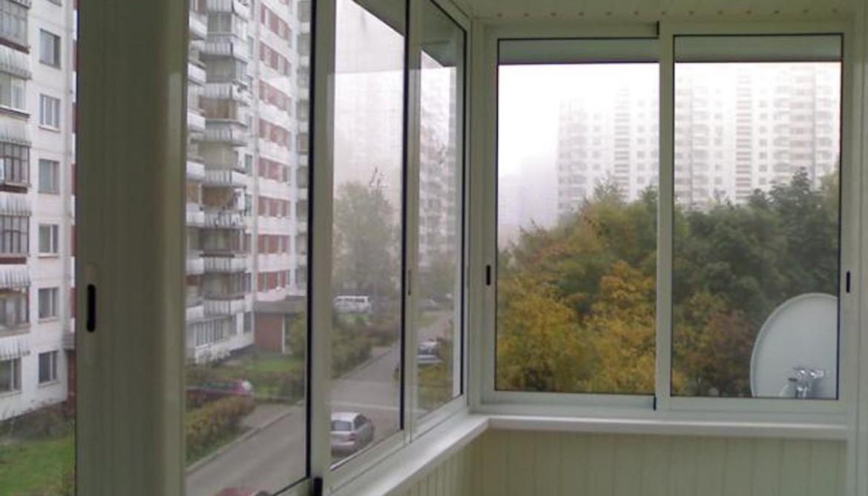 Як правильно засклити балкон алюмінієвим профілем?