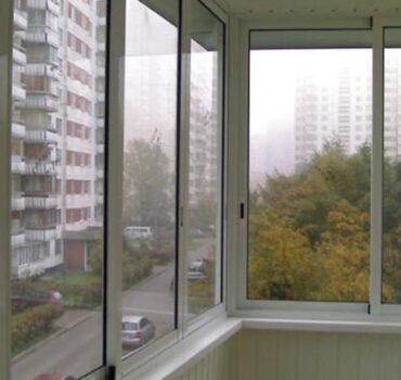 Как правильно застеклить балкон алюминиевым профилем?