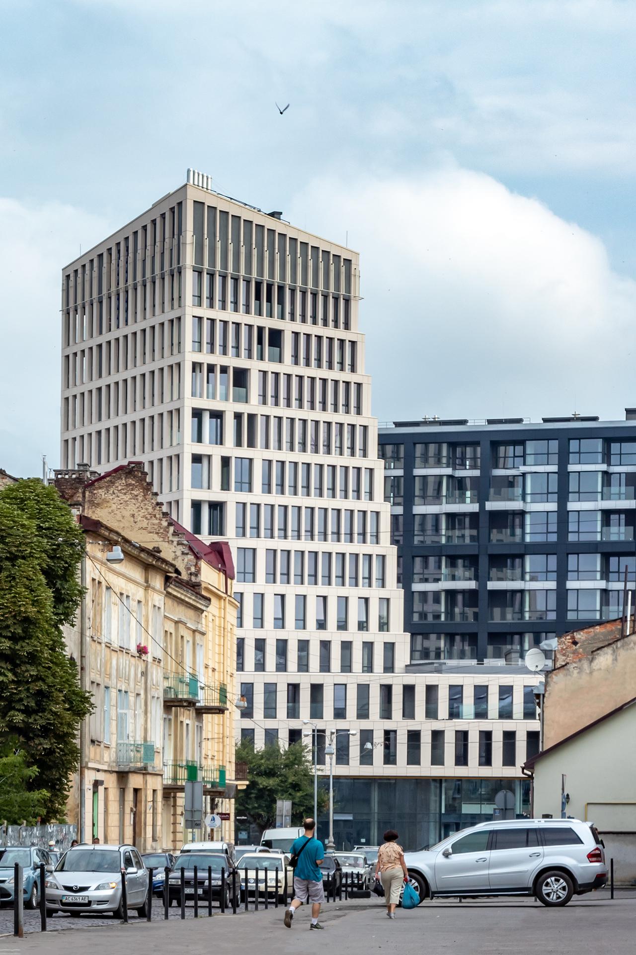 ЖК Forum Apartments