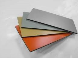 Идеальный вариант для отделки помещений – алюминиевые композитные панели