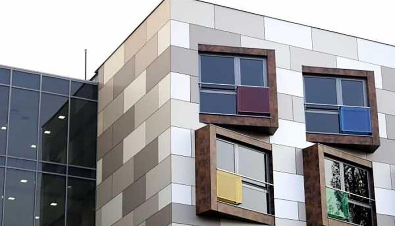 Підготовка фасаду будівлі перед монтажем навісних вентильованих фасадів