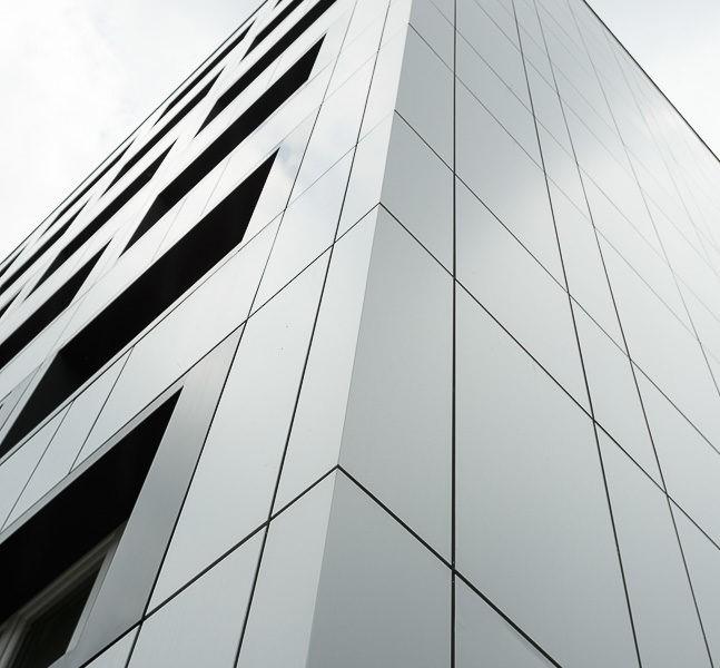 Алюминиевые композитные панели и где они применяются