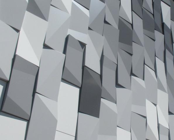 Примірка композиту на фасад