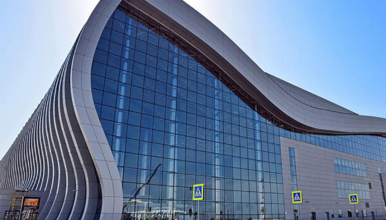 Технології фасадного скління будівель